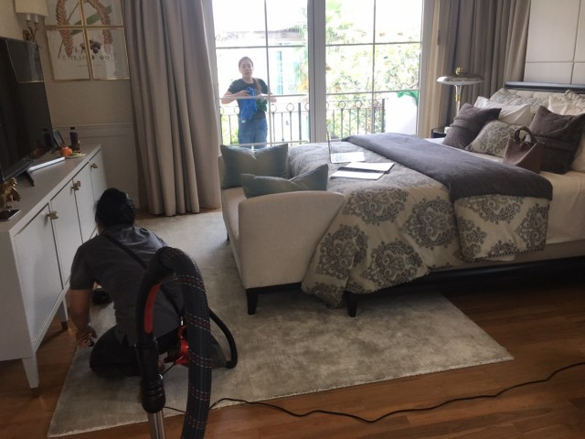 แม่บ้าน / ทำความสะอาด